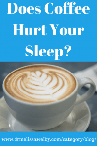 How does caffeine affect sleep? How much caffeine is in coffee? Read about the side effects of caffeine and how long coffee lasts in your body. Caffeine and sleep don't always mix well. Altering time of coffee can improve your sleep- read why.
