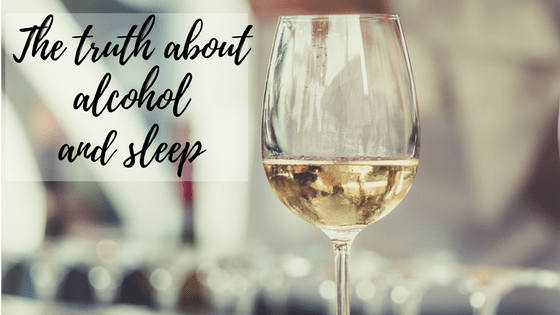 The Truth About Alcohol and Sleep