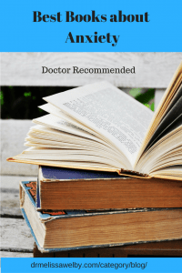 Best books about anxiety