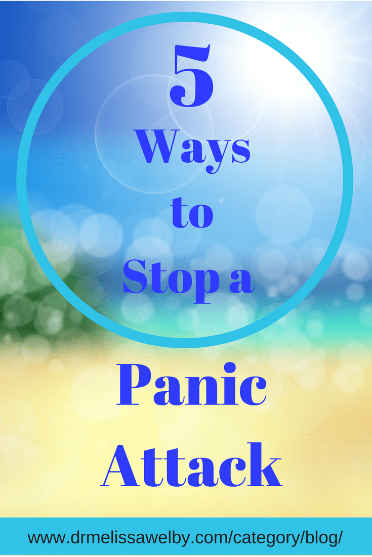 5 Ways to Stop a Panic Attack - Melissa Welby, MD