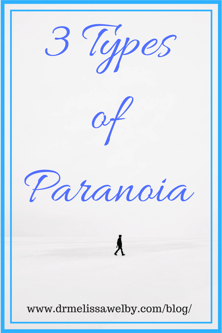 3 Types of Paranoia: What does paranoia mean? - Melissa Welby, MD