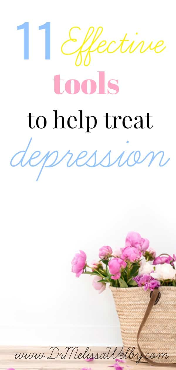 11 Effective Interventions for Depression - Melissa Welby, MD