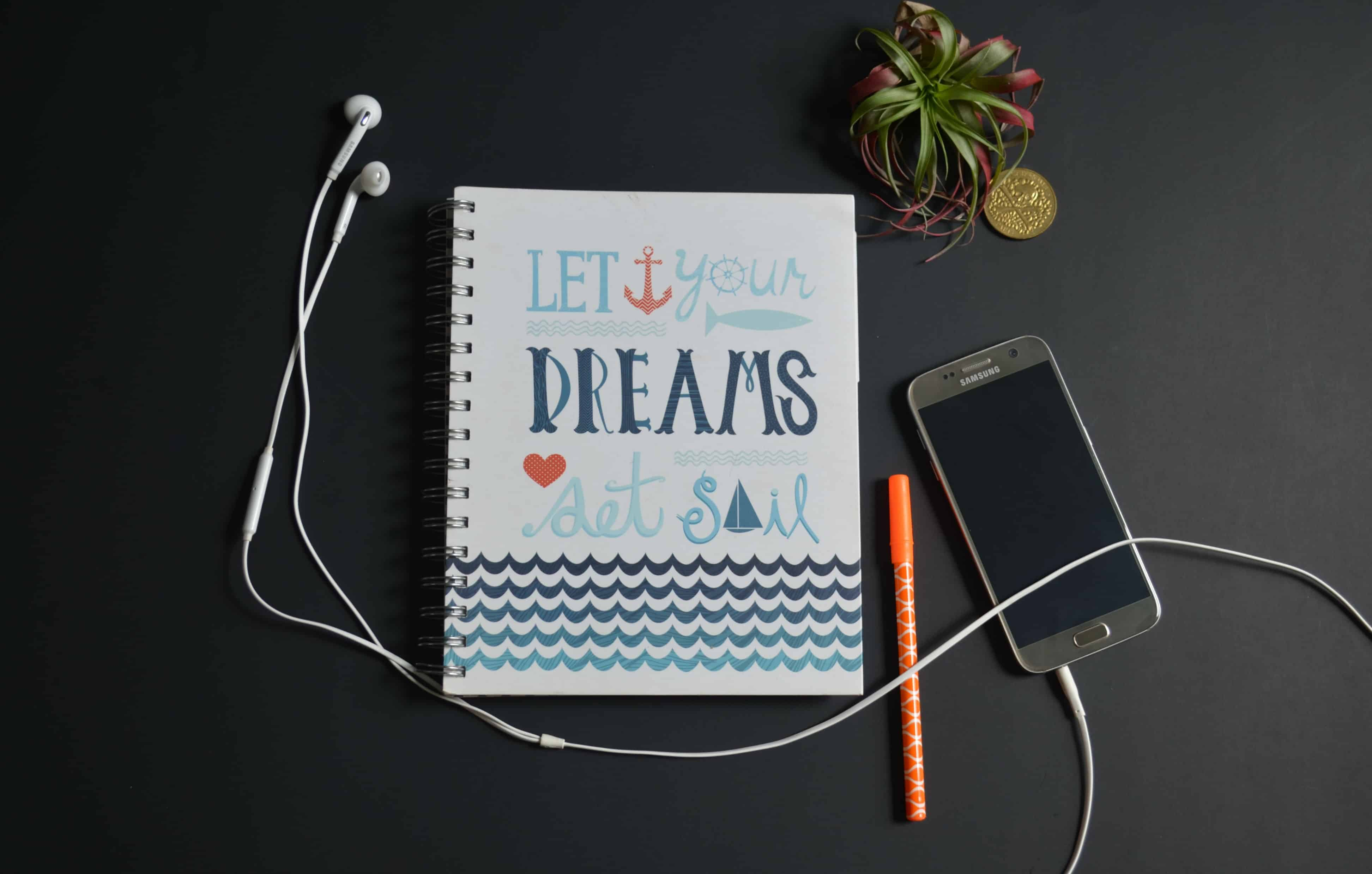 Goals and dreams are not equivalent but creating goals is essential to achieve your dreams. A primer about the importance of setting goals so dreams don't stay wishes.